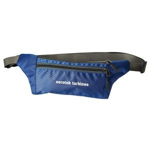 Hockey American Flag Sport Waist Bag Fanny Pack Adjustable For Travel